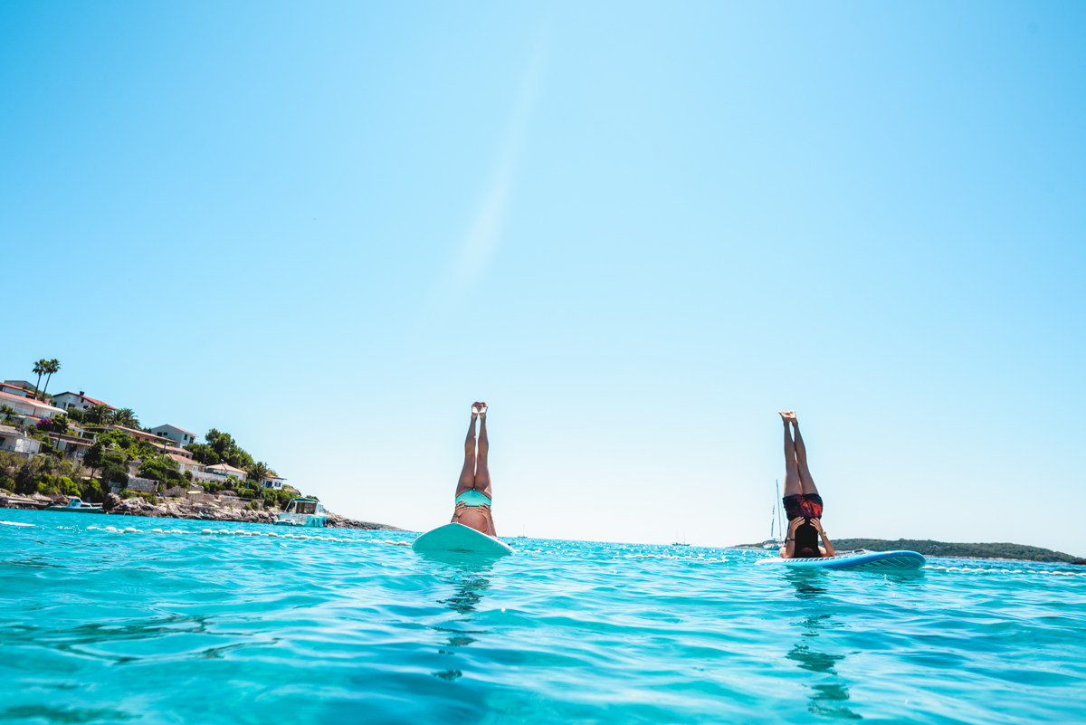 Sup Stand Up Paddle Rent School Tour Sup Yoga