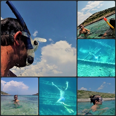 Snorkeling Around Vis Island And Other Outer Islands In