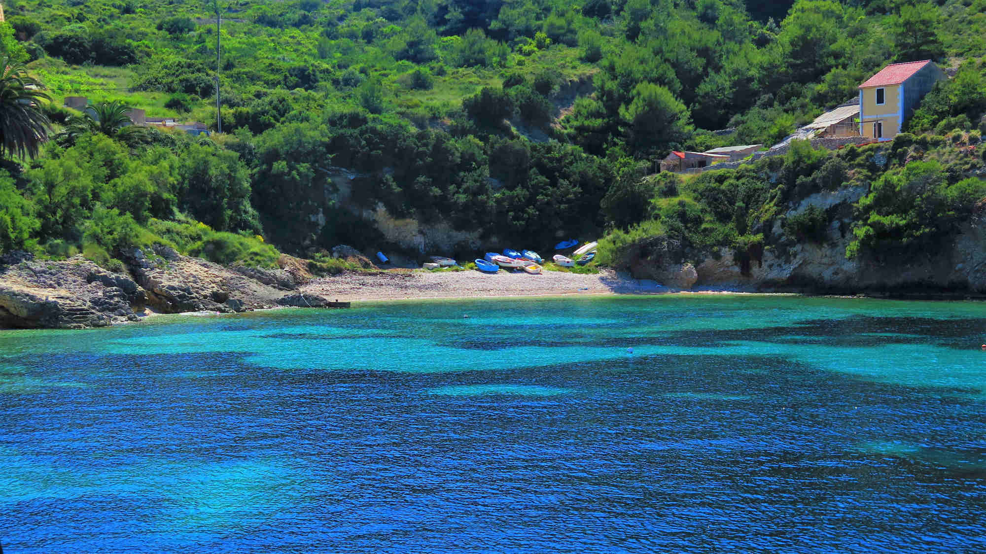 Island Of Vis - Around Beach Hopping